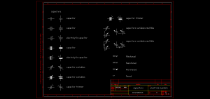 Superb Cad Blocks Of Electronic And Electrical Symbols Cad Library Wiring Cloud Hisonuggs Outletorg