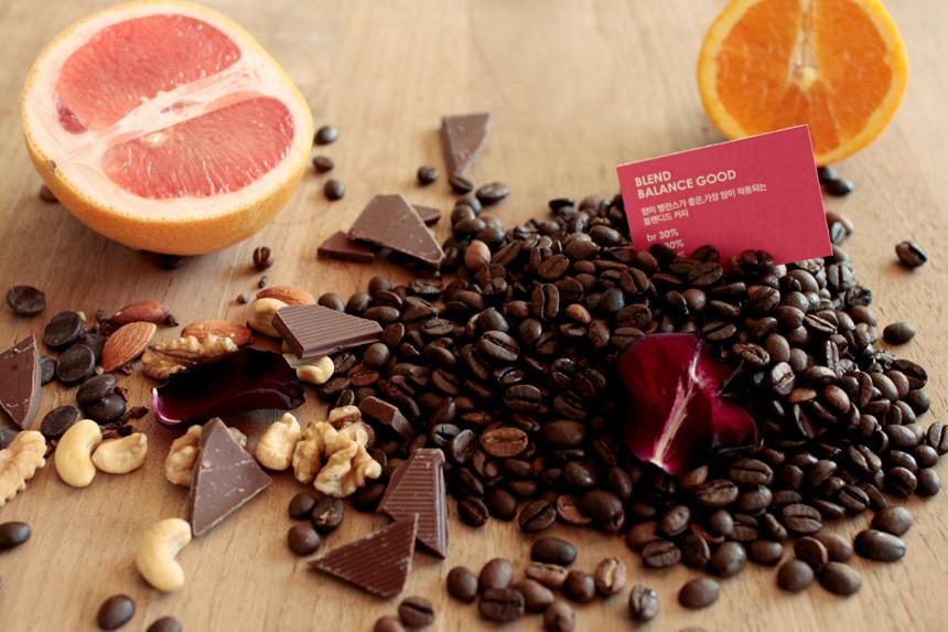 커피 원두콩 200g, 500g 핸드드립 더치 가루 분쇄커피 : 커피볶는집