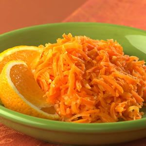 Carrot Saute With Ginger Orange Might Be A Little Too Fresh For Some Of The Darker Dishes Side Dish Recipes Healthy Vegetable Side Dishes Healthy Recipes