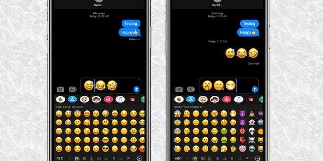 Predictive Emoji Keyboard Not Working in iOS 13? Here is