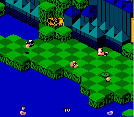 Snake Rattle n Roll, 1989