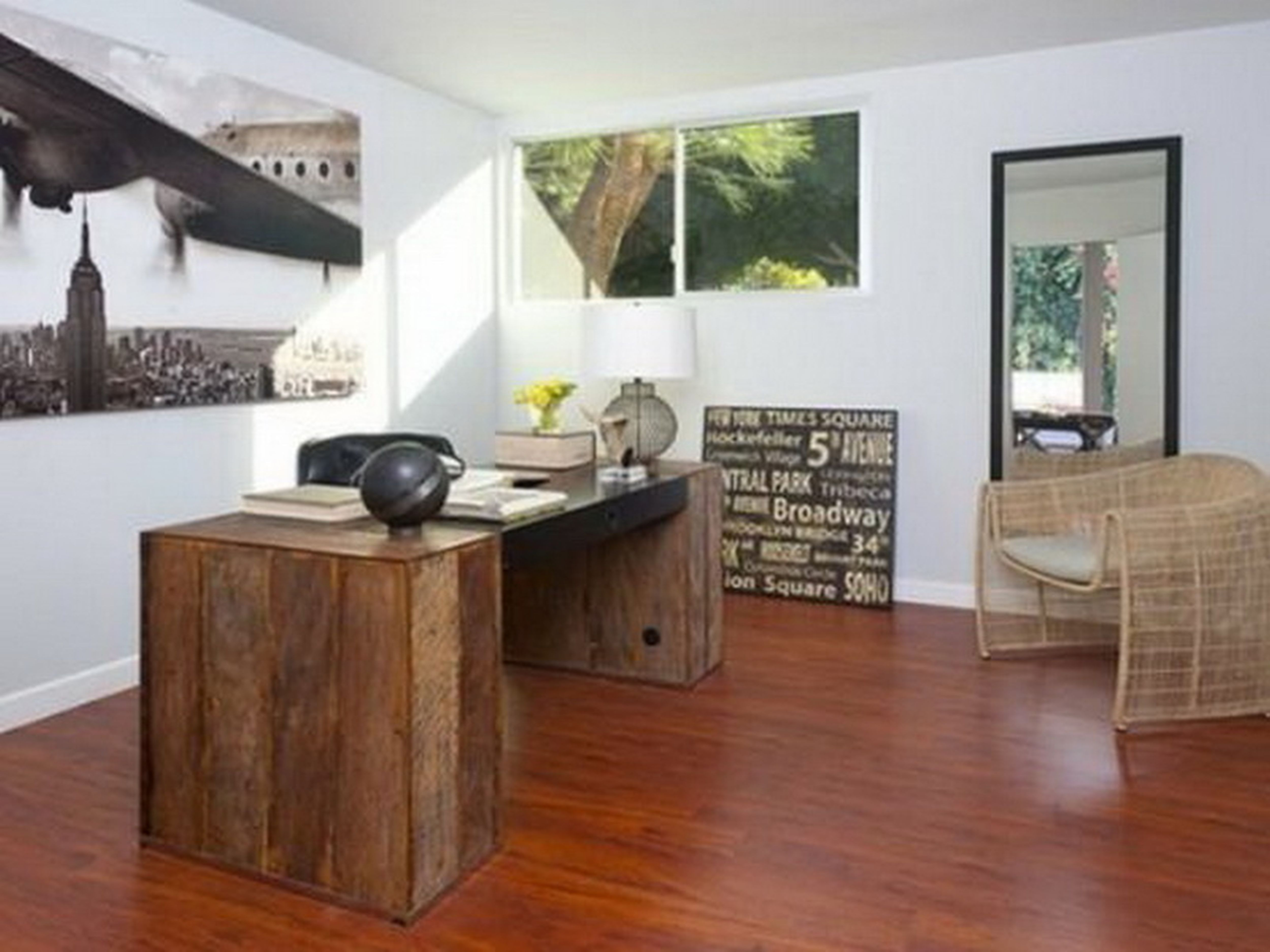 Decoration Home Office Two Person Desk Home Office
