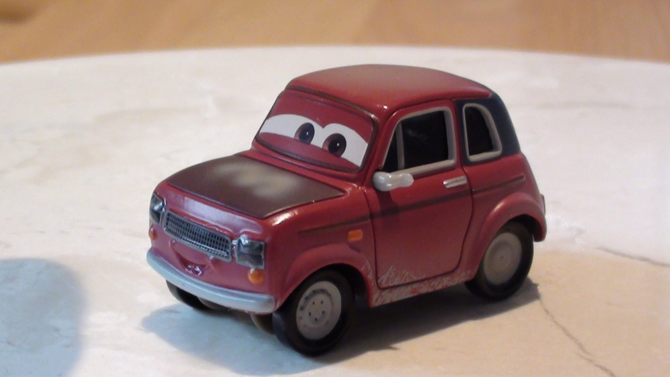 Justin Partson Unboxing Video - Pixar Cars Price Guide - Disney ...