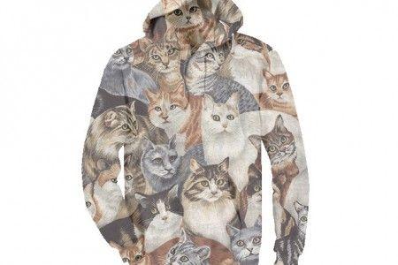 Beloved Clothing Animal Inspired Hoodies