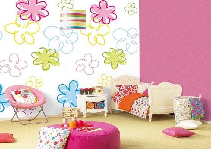 Interior Design Ideas for Girls\u0027 Bedroom - Extraordinary Bedroom