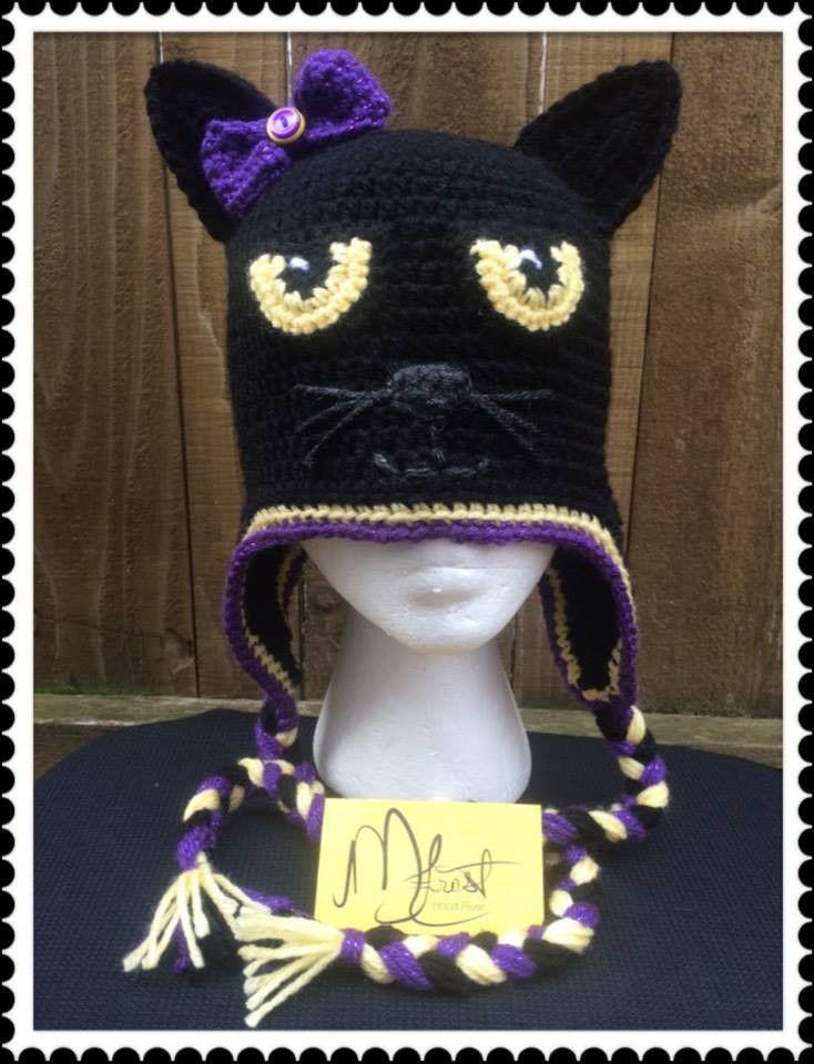 Cats! Cats! Cat hats! (Variety) | Gorros y Ganchillo