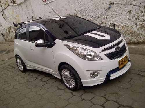 Image Result For Spark Gt Blanco Coches Deportivos Autos Coches