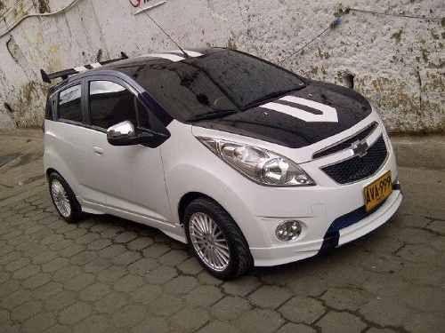 Image Result For Spark Gt Blanco Chevrolet Spark Chevrolet