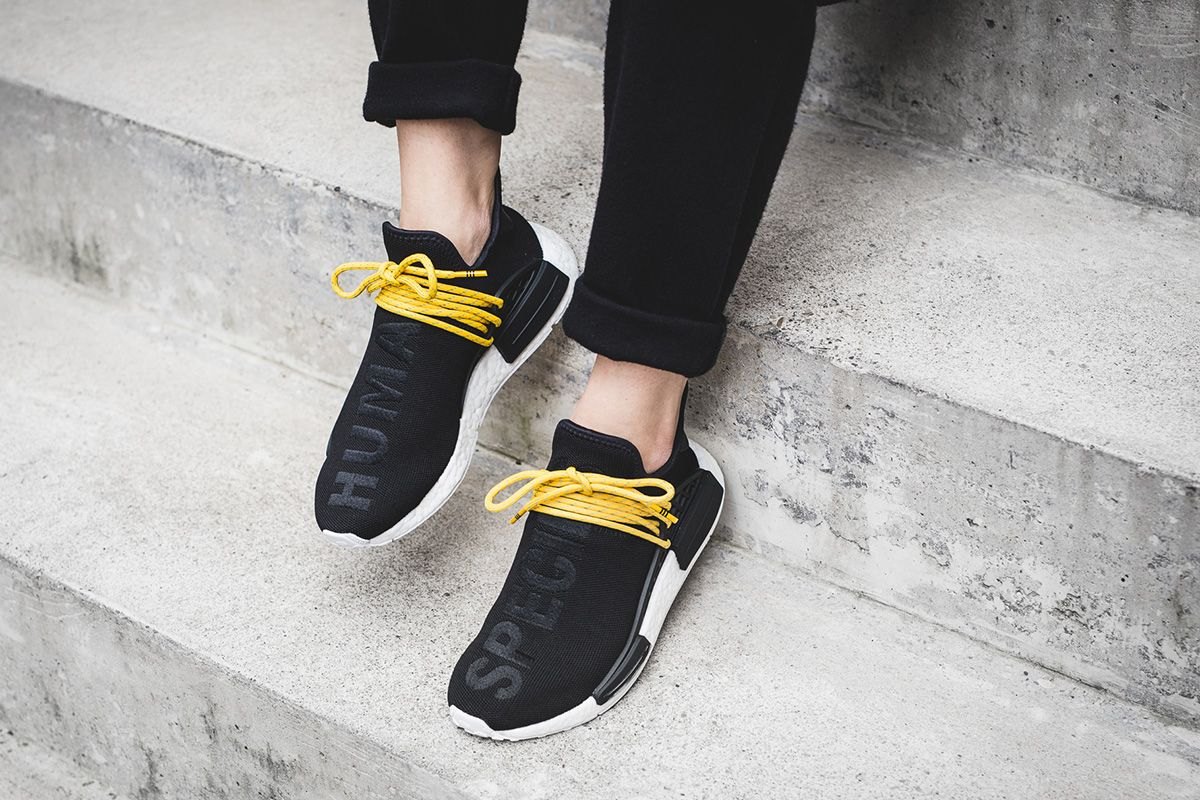 bd45e7a8a29 On-Foot: adidas HU NMD x Pharrell Williams (September Releases ...