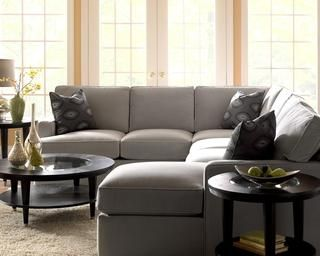 Lovely Ellen 3pc Sectional   Kensington Furniture   3 Amazing Design