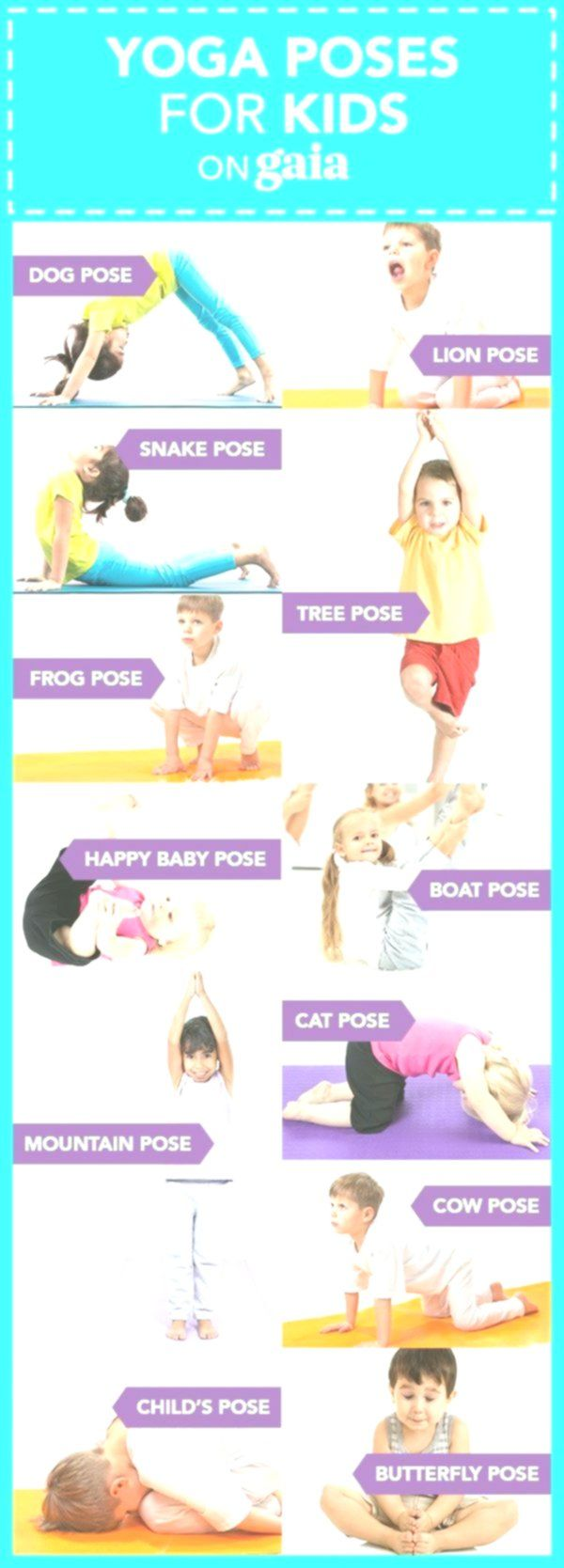 Animal Yoga Poses for Kids: From Lion to Frog -