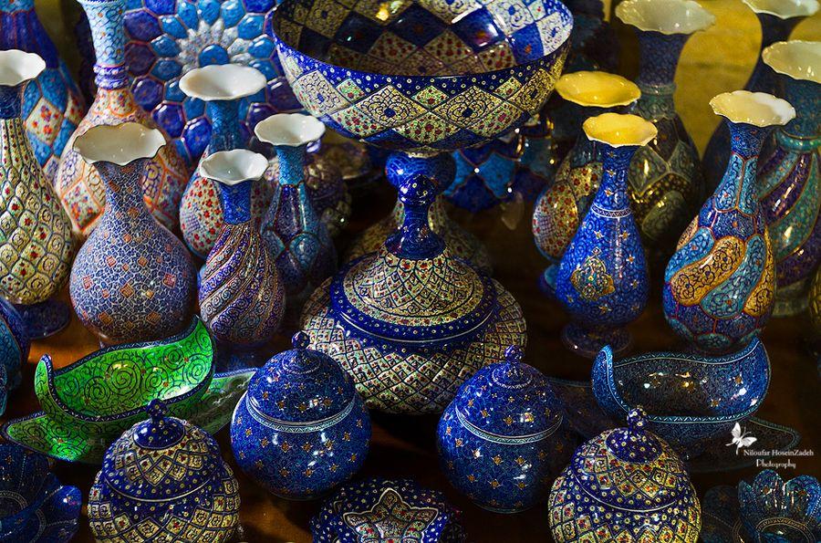 IRAN ART ( Handcrafts of IRAN )
