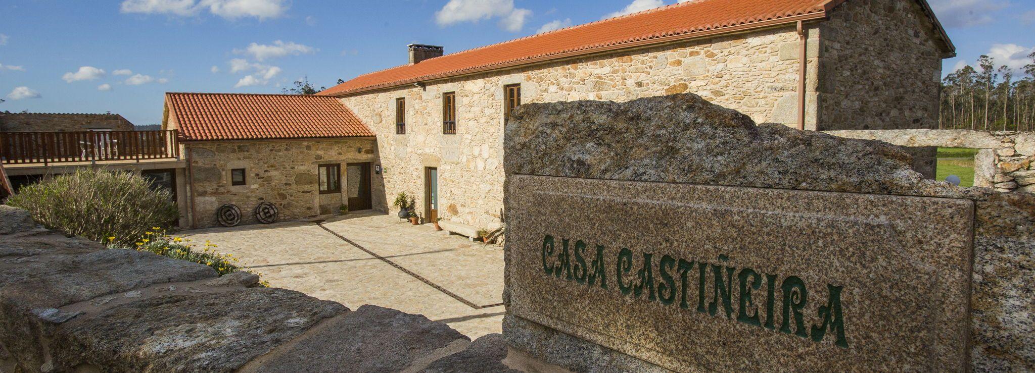 Casa Castiñeira Hotel Casa Rural Con Piscina Muxía Costa Da Morte A Coruña Turismo Rural Costa Da Morte Vacaciones Familiares