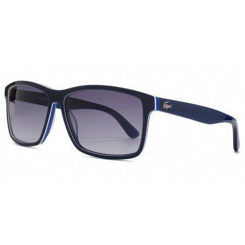 Lacoste L705S 424 57 blue dark blue / grey gradient 0Q90Nv