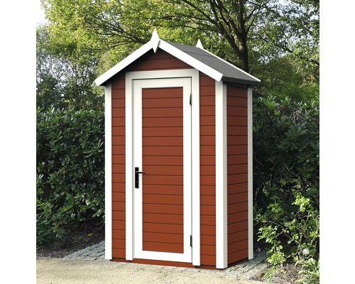 ger tehaus mini premio 120x126 cm schwedischrot selber bauen h tten und h hner. Black Bedroom Furniture Sets. Home Design Ideas
