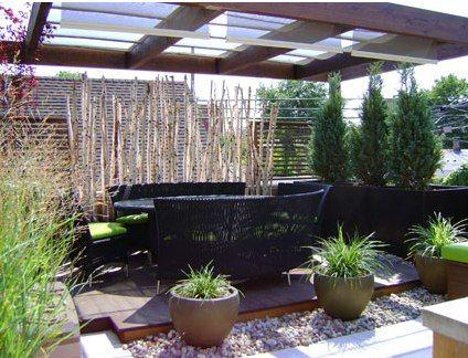 Garden Roof Design roof garden design 2 | 40m2 | pinterest