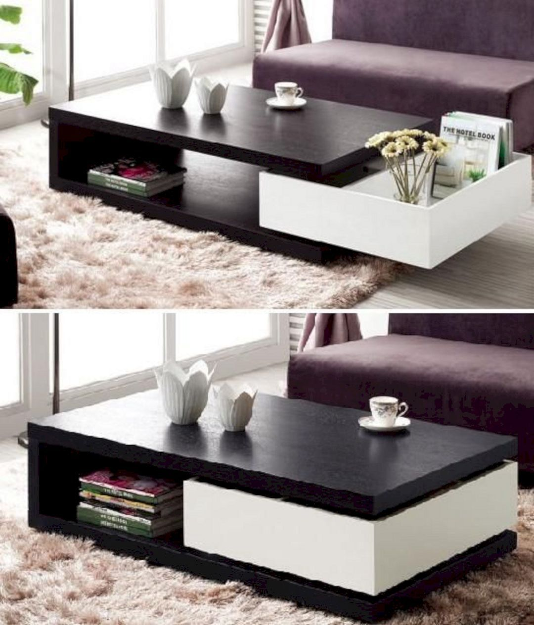 Mdf Cheap Price Coffee Table White High Gloss Center Table: 45+ Most Wonderful Coffee Tables You'll Love In Your Home