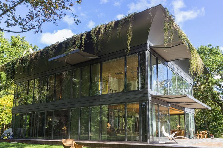 Prefabricated Positive Energy Homes By Philippe Starck And: La Maison Starck : Quand L'écologie Rencontre Le Design