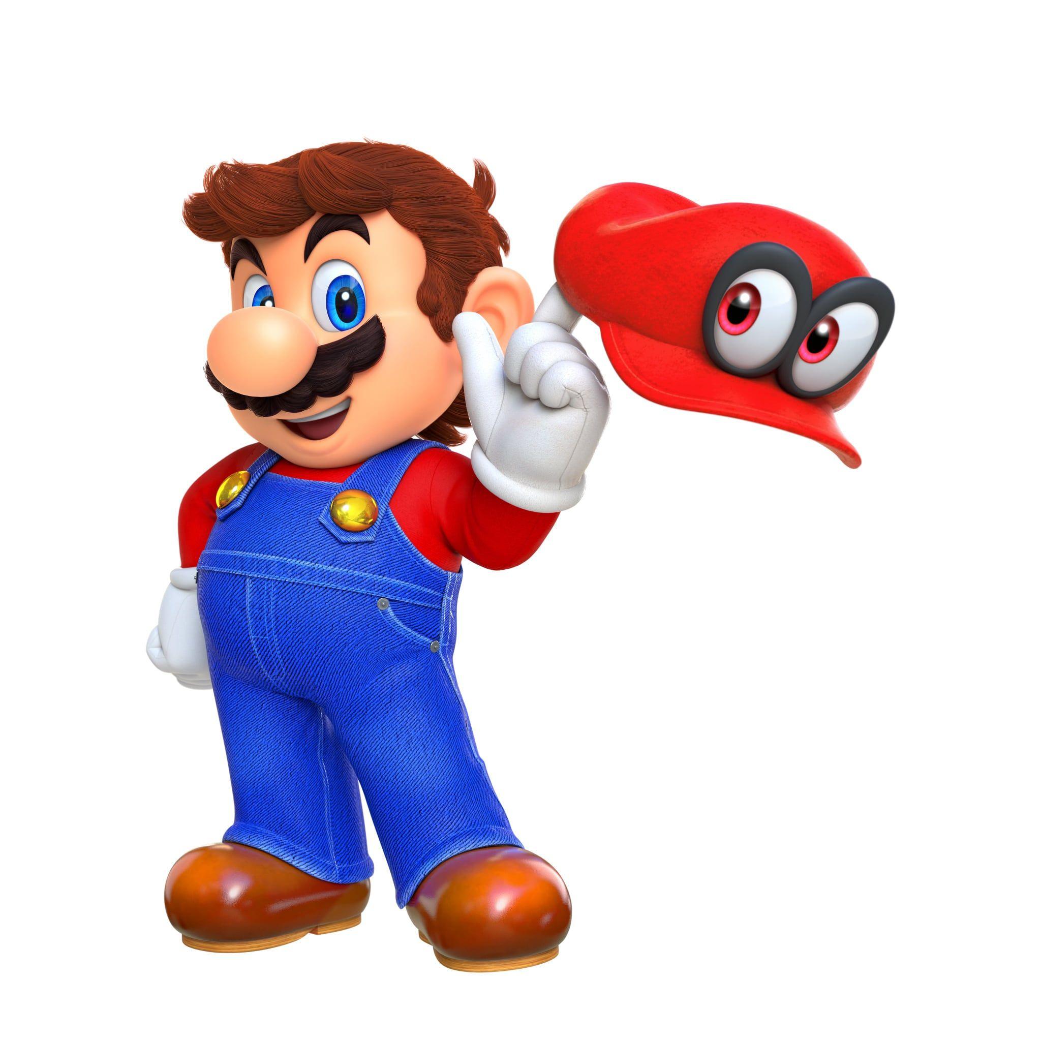Nintendo S Super Mario Has Gray Hair And Is Now A Silver Fox Super Mario Mario Super Mario Bros