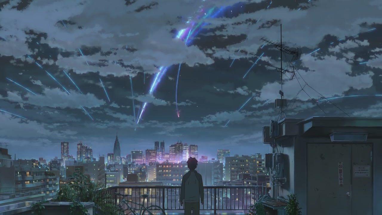 Your name 1080p, 2k, 4k, 5k hd wallpapers free download. #kiminonawa #yourname #anime #animefilm #makotoshinkai ...