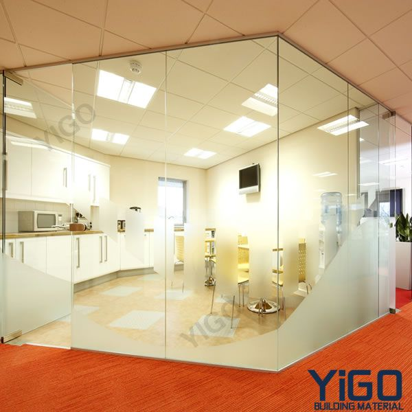 Glass walls for homes, office glass wall price | alibaba | Pinterest