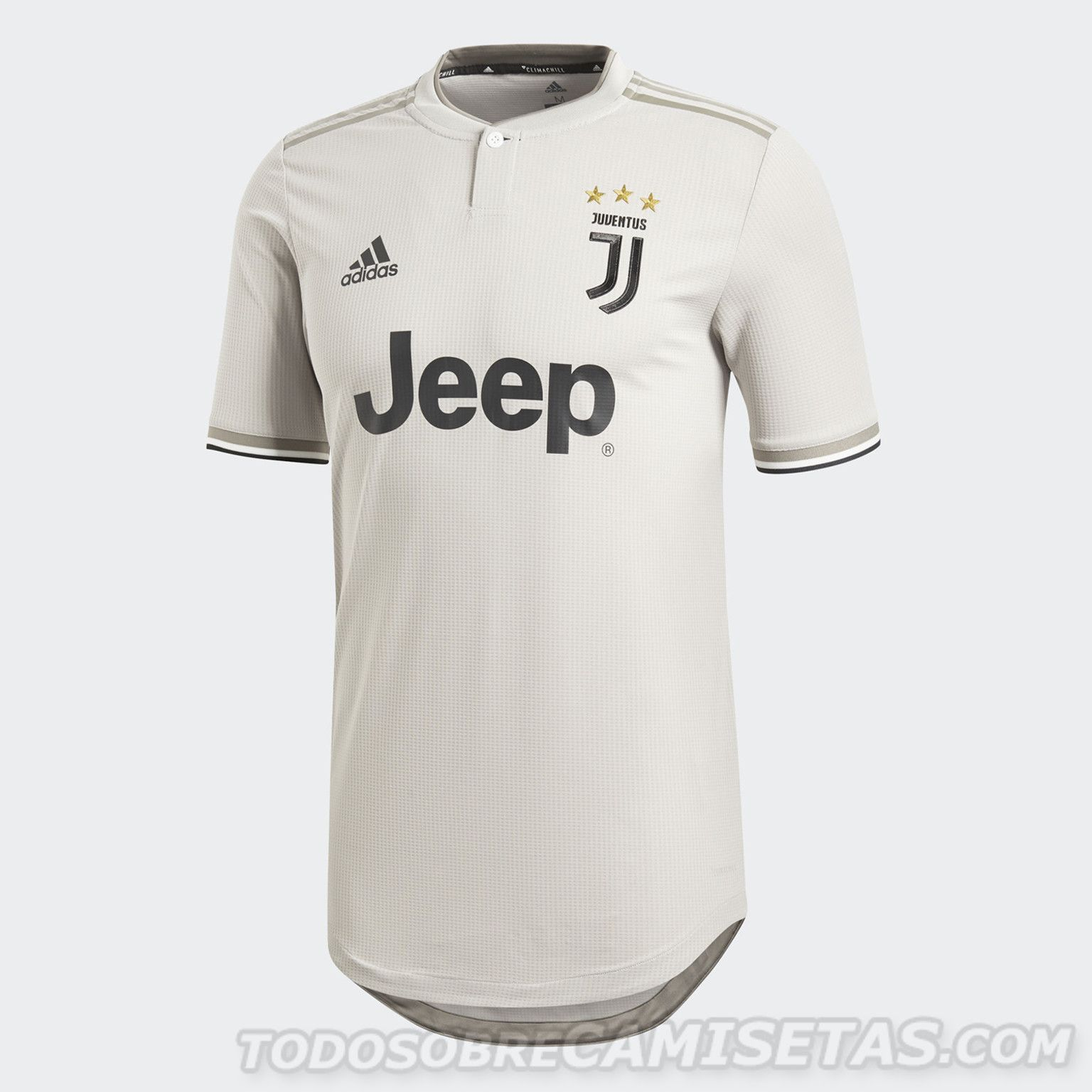 Juventus FC adidas Away Kit 2018-19  fda9ae022855b