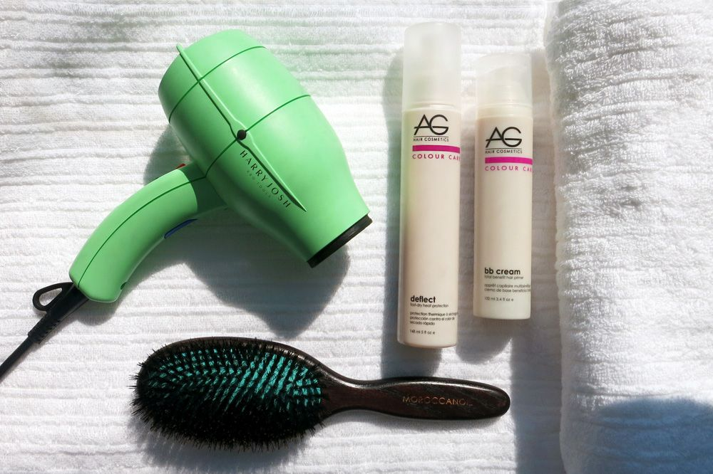 ReVirginizing Your Colored Hair Ag hair products, Hair