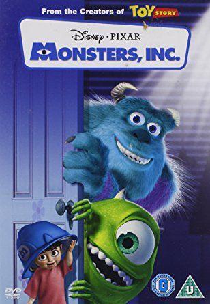 Monsters Inc. [DVD]