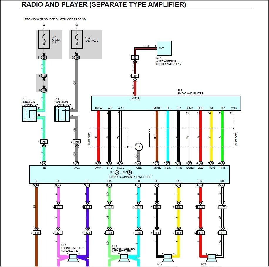marine radio wiring diagram wiringdiagram org [ 916 x 908 Pixel ]