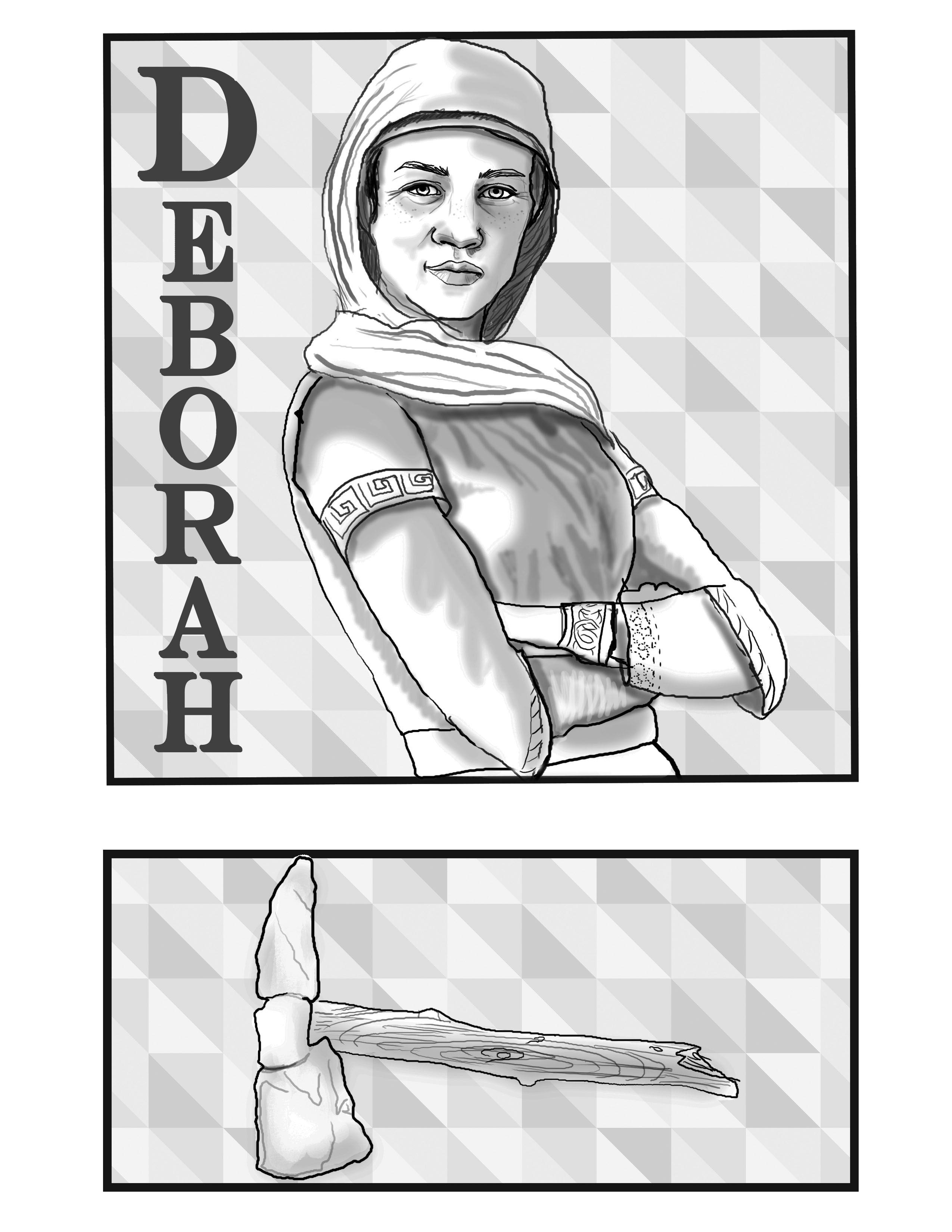 Pin On Old Deborah