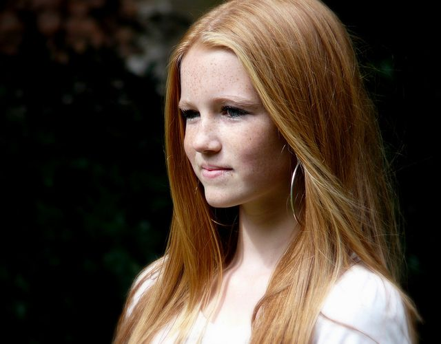 Young redhead movie — photo 8