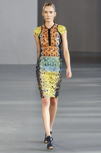 Peter Pilotto London Fashion Week spring/summer 2012