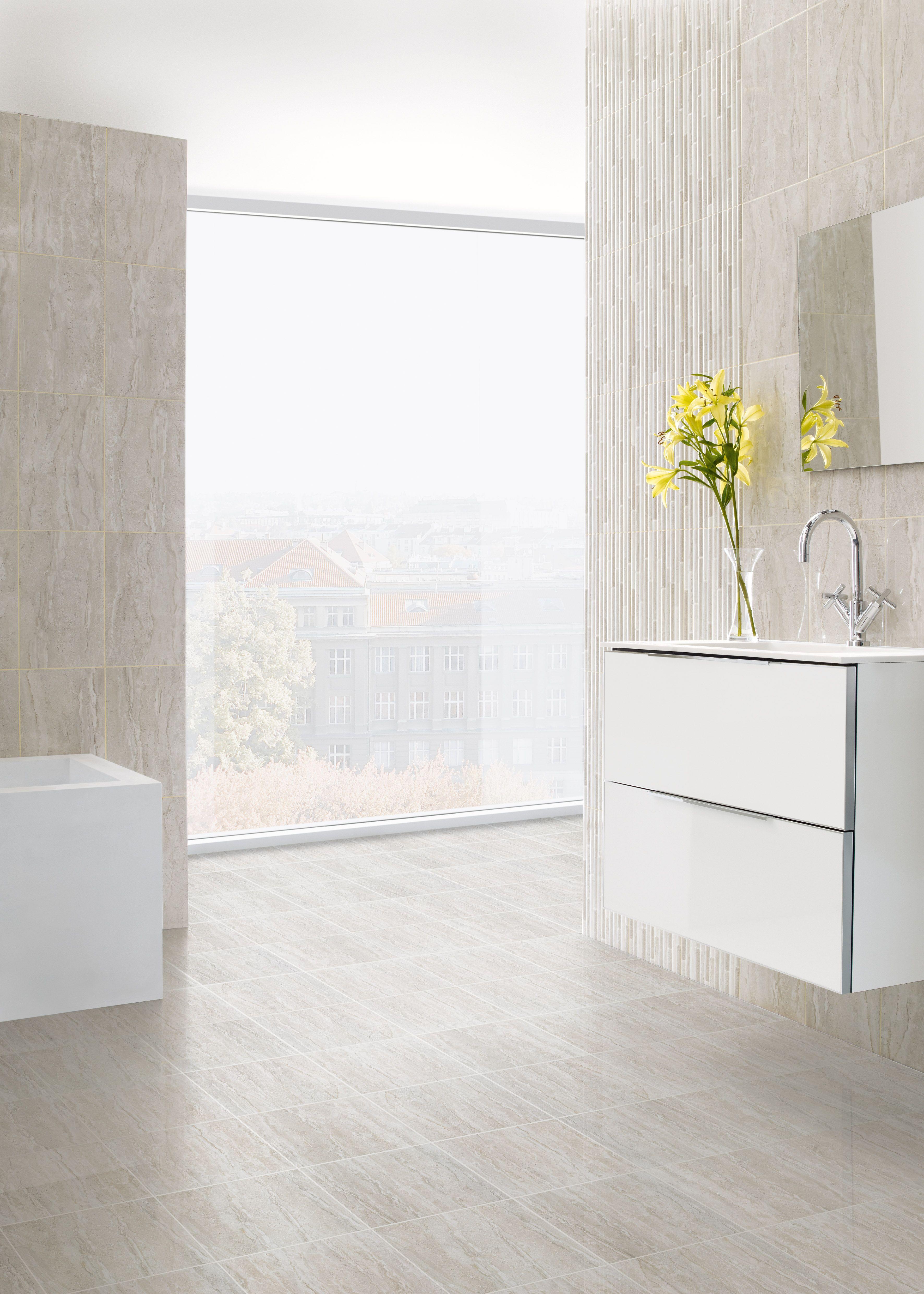 Fa ence gacela 25x40 pour plus d 39 information rendez vous for Carrelage sanitaire