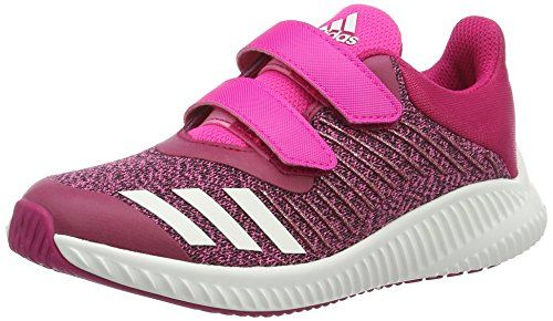 Adidas Fortarun CF K, Zapatillas Infantil, Rosa (Shopin/Ftwwht/Bopink), 36 2/3 EU