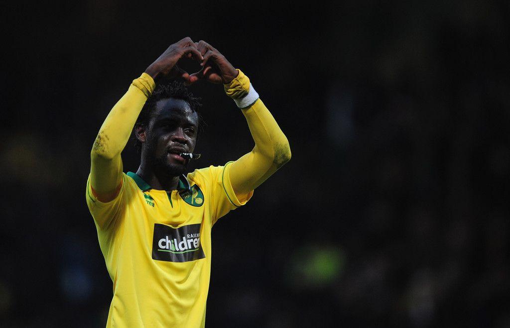 Kei Kamara Photo - Norwich City v Everton - Premier League