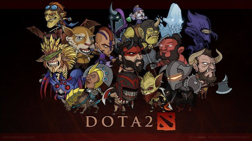 Dotacaps Funny Dota Images Chibi Wallpaper Hero Wallpaper Dota 2 Wallpaper
