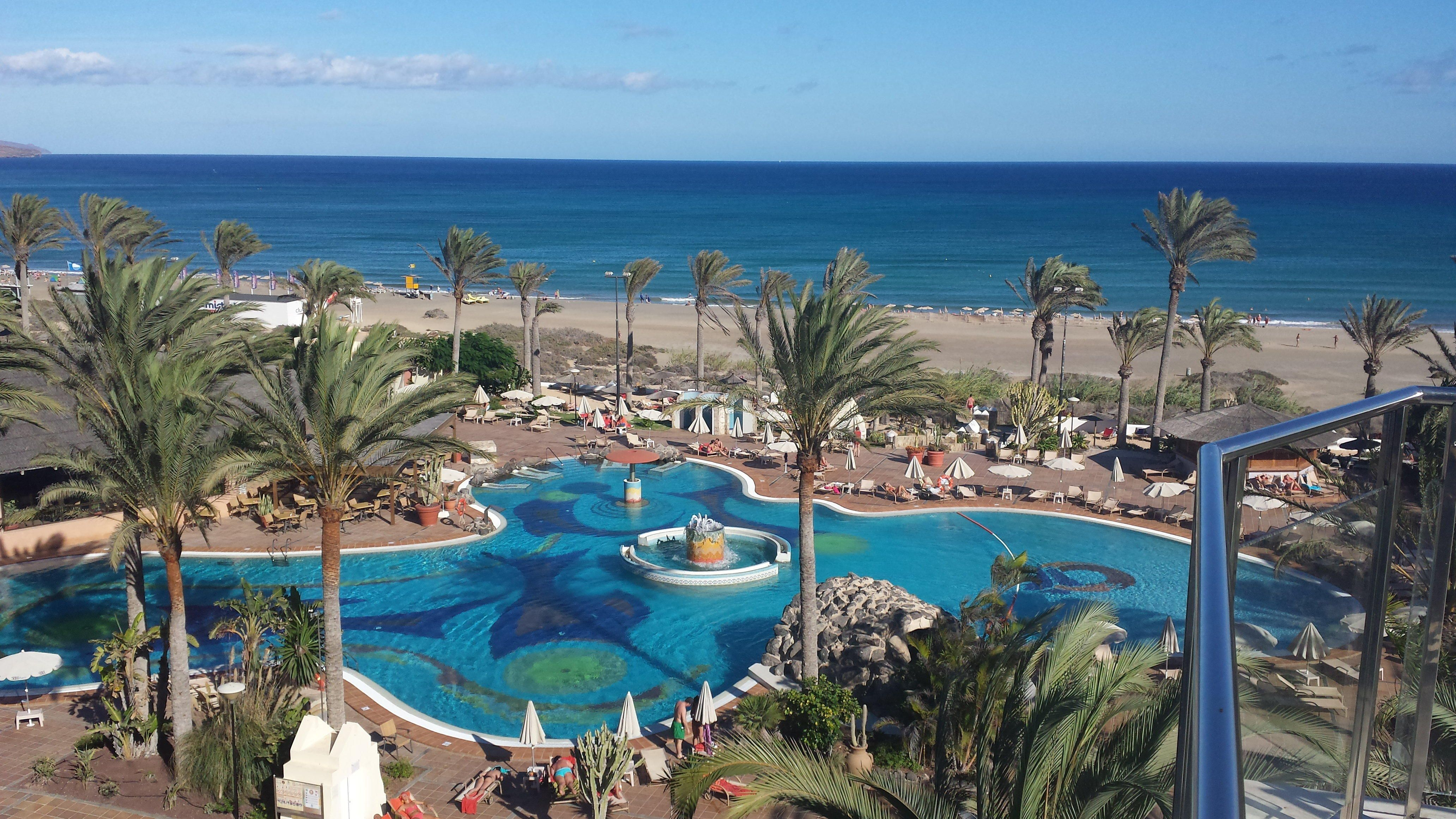 Sbh Hotel Costa Calma Palace In Costa Calma Holidaycheck