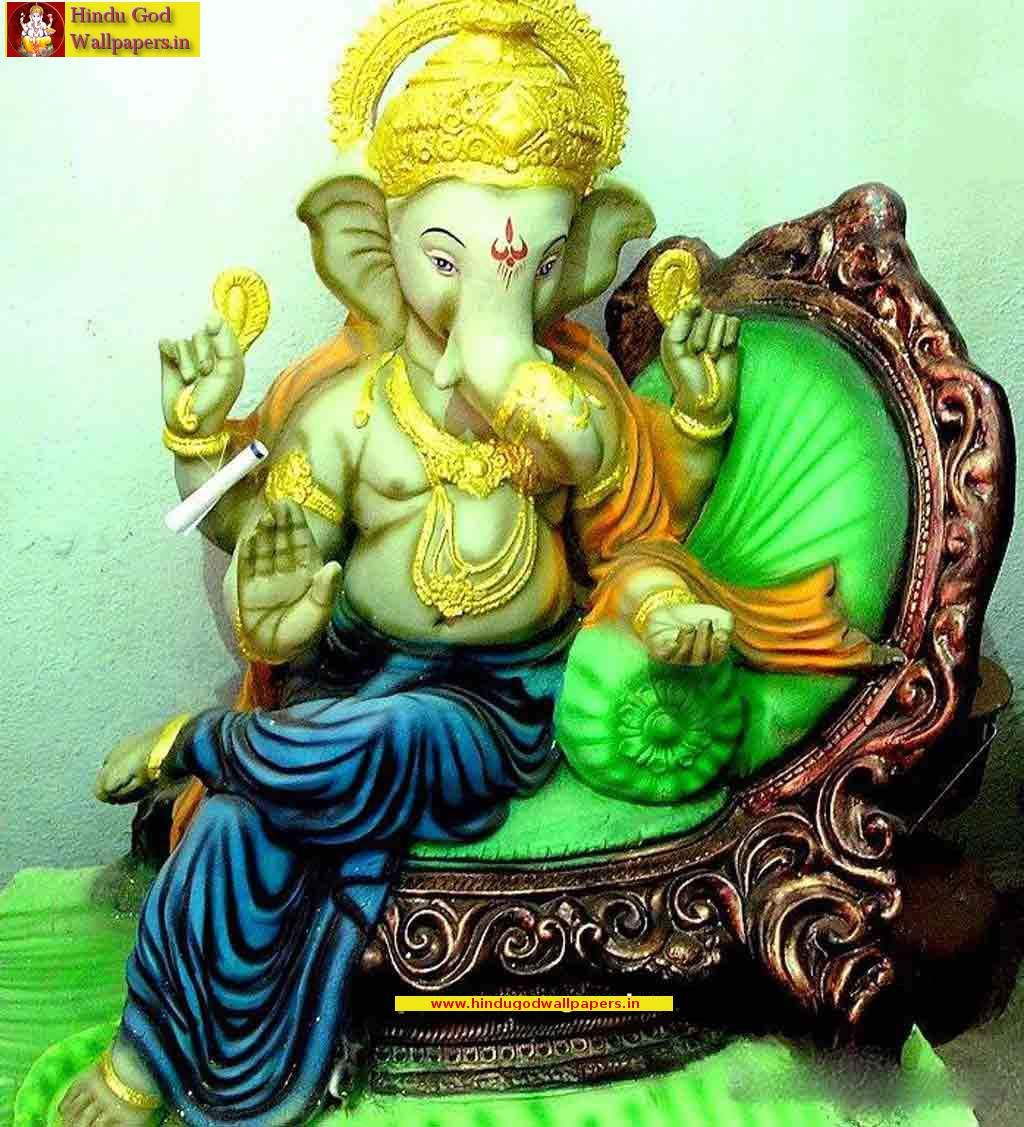 Shri Ganesh Hd Wallpaper: Best Latest Collection Of Ganesh God Pics, Ganesha Photo