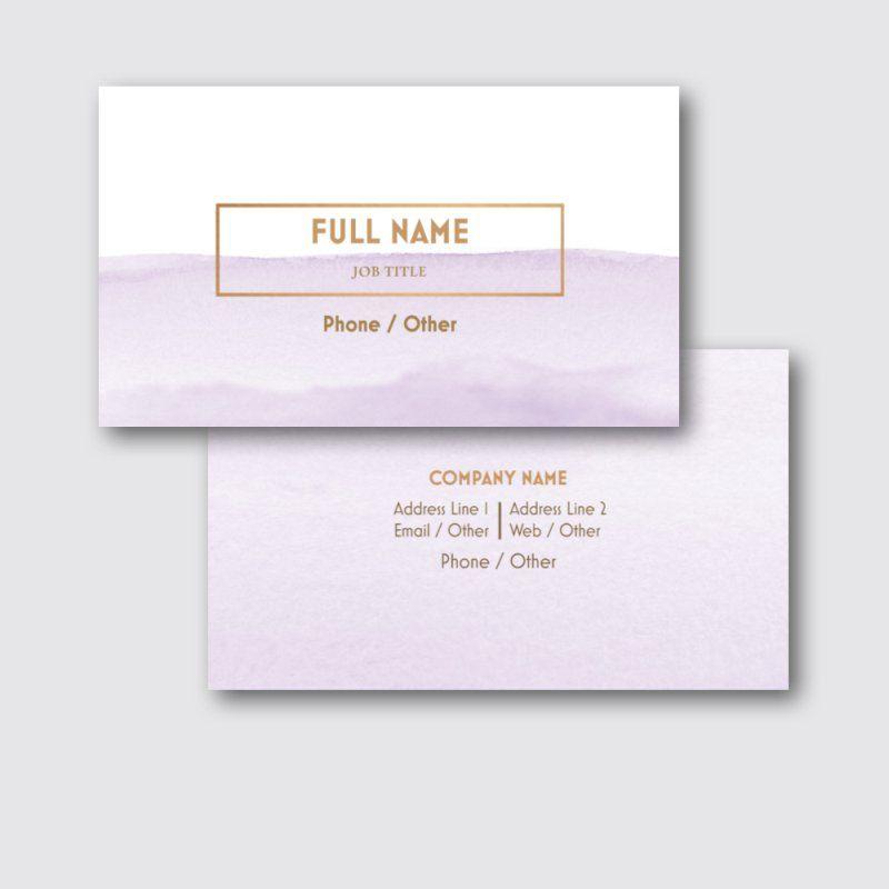 Standard Business Cards Templates Designs Page 2 Vistaprint