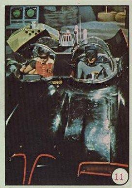 1966 Topps Batman Bat Laffs #11