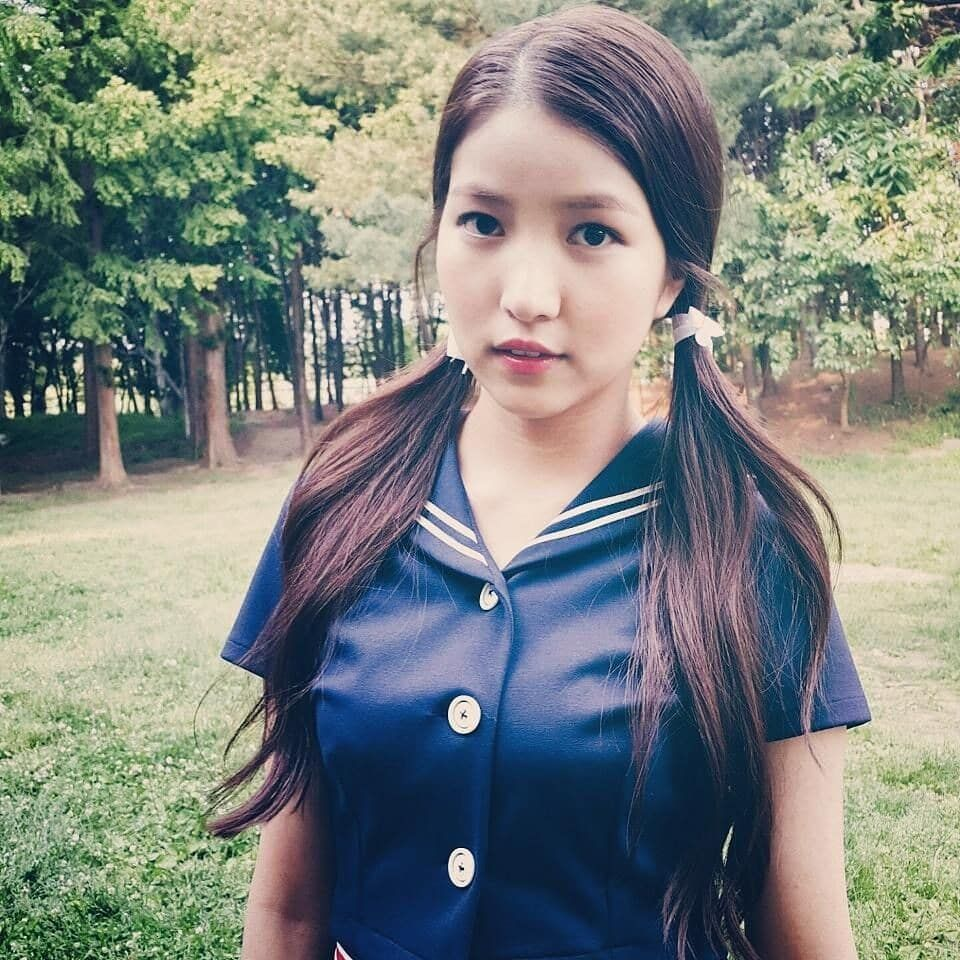 Sowon 💜 Gfriend Sowon Megustatu Sagittarius YeoJaChingu
