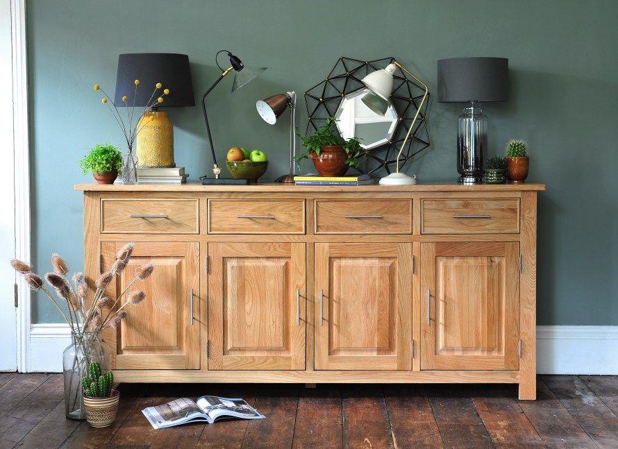 Colours That Go With Oak Furniture Oak Furniture Living Room Oak Bedroom Furniture Sideboard Decor Dining Room