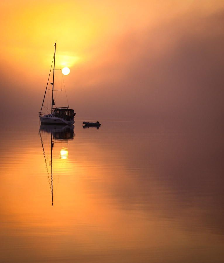 Calm by Peter Baumgarten on 500px