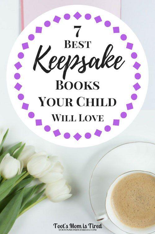 7 best keepsake books your child will love unique baby shower