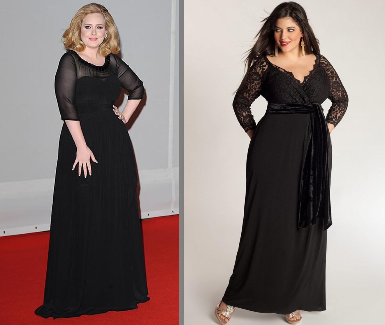 Photo of moda tallas grandes vipmujer Adele
