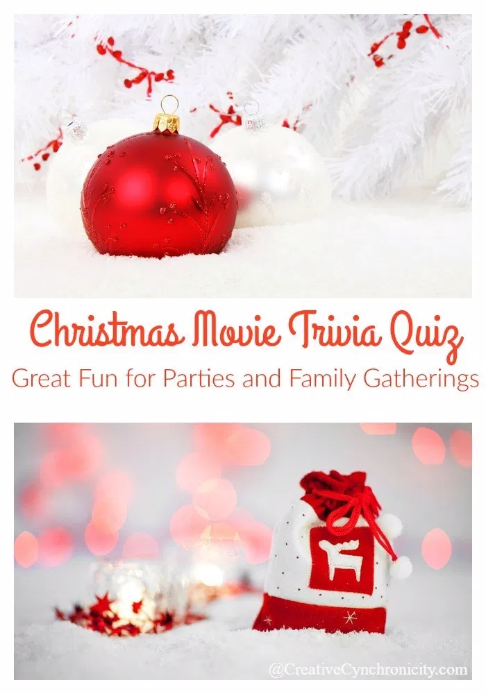 Christmas Movie Trivia Quiz (With images) Christmas
