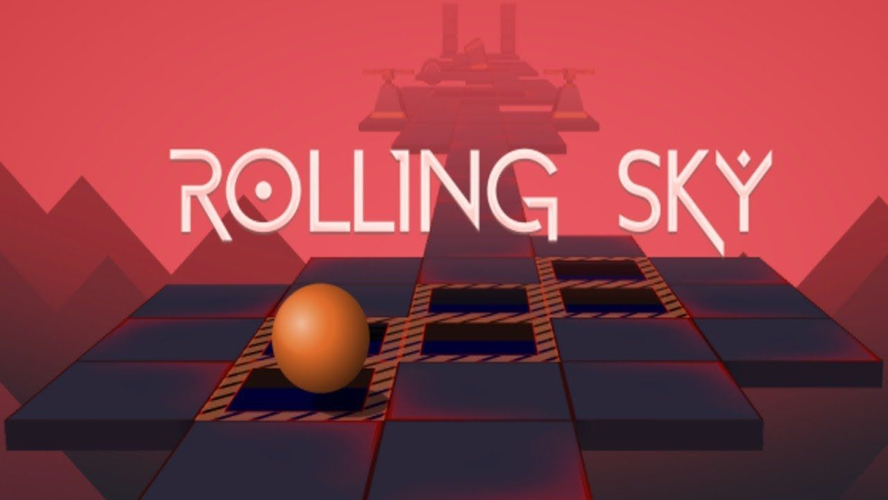 Rolling Sky iOS Gameplay for iPhone & iPad RollingSky