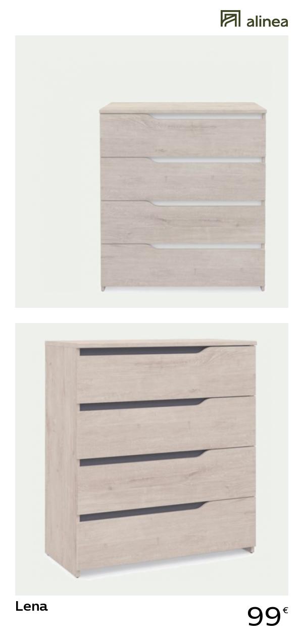 epingle sur meubles