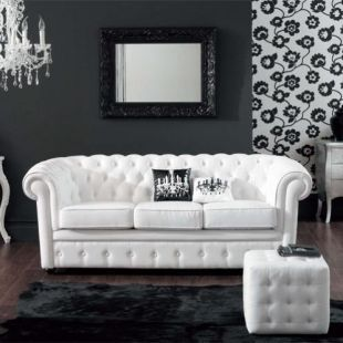 perfect lounge, chesterfield, i love this style:)