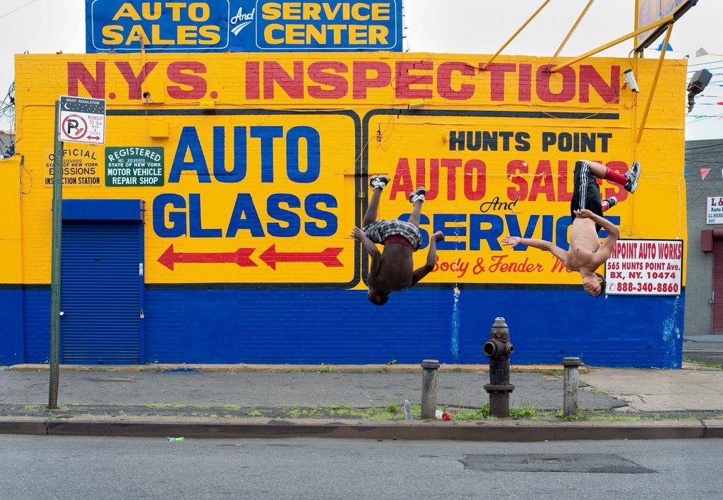 Jose and Midnight: Hunts Point, Bronx